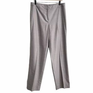 St John Front Pleat Chic Business Casual Pants 10